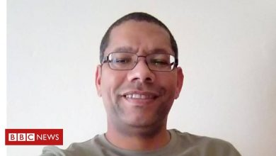 Photo of Glen Snyman: South African accused of fraud for saying he's 'African'