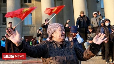 Photo of Kyrgyzstan election: President Jeenbekov resigns after protests