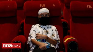 Photo of India Covid-19: Bollywood faces biggest box office test as cinemas open