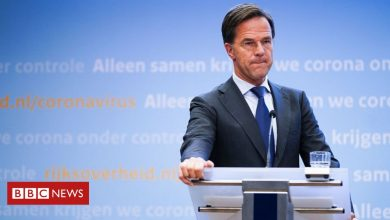 Photo of Coronavirus: Dutch PM concedes 'wrong assessment' over royal holiday