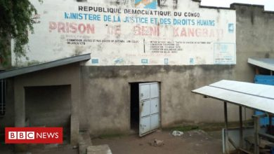 Photo of DR Congo jail break: 'Islamist ADF rebels' free 1,300 inmates
