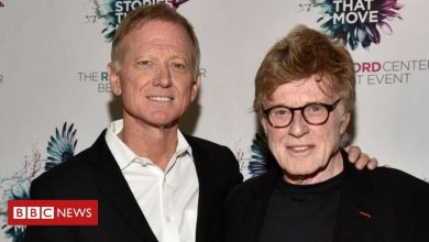 Photo of Robert Redford: Retired actor mourns the death of his son James aged 58