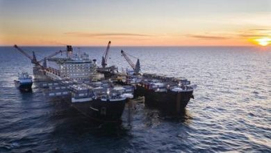 Photo of US expands sanctions against Russia's Nord Stream 2 gas pipeline