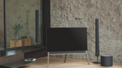 Photo of LG Releases World's First Rollable TV For $87,000