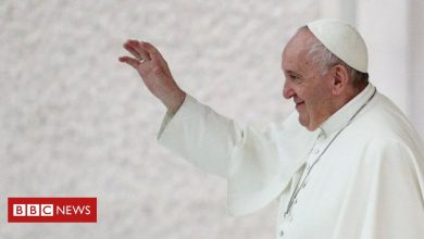 Photo of Pope Francis indicates support for same-sex civil unions