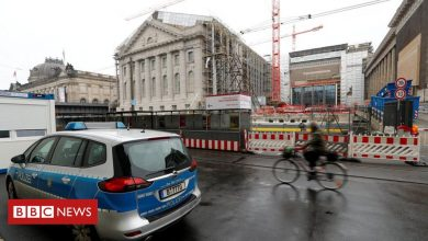 Photo of Berlin mystery attack targets 70 museum artefacts