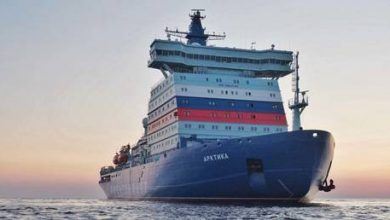Photo of World's largest & most powerful nuclear icebreaker joins Russia's Arctic fleet