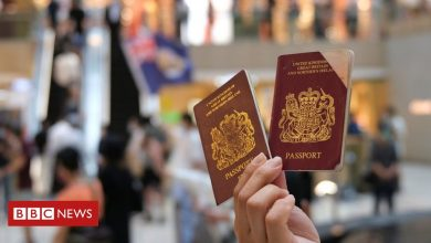 Photo of China warns UK not to offer citizenship to Hong Kong residents