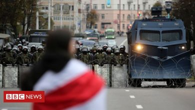 Photo of Belarus protests: Nationwide strike to go ahead, says opposition leader