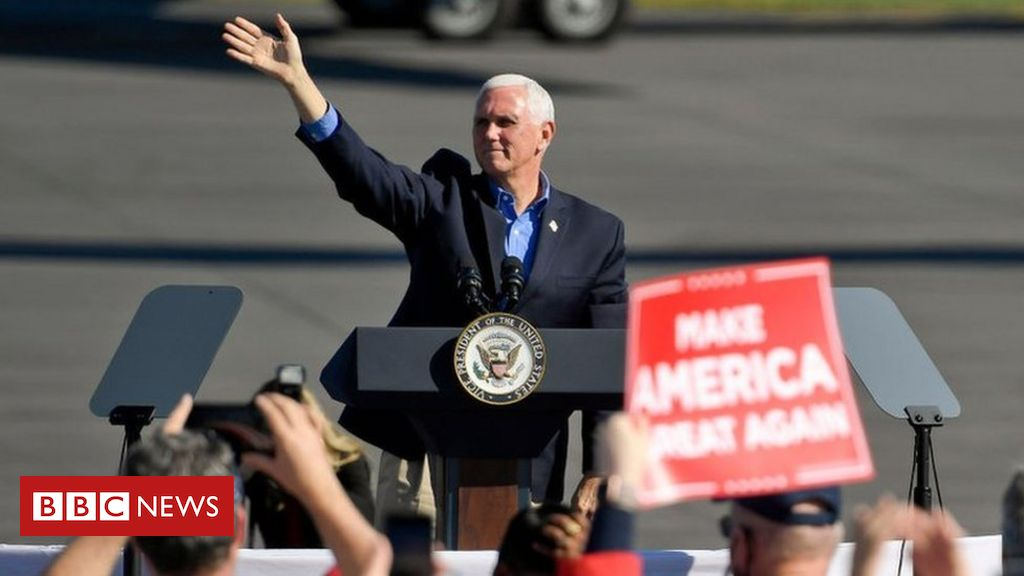 us-election-2020:-pence-stays-campaigning-despite-aide's-covid-diagnosis