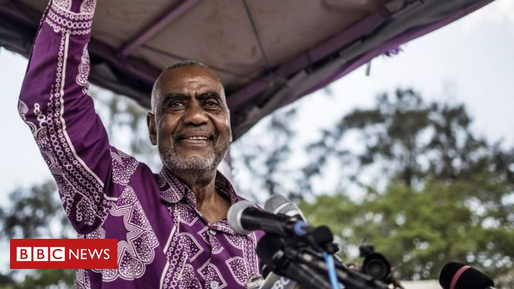 tanzania-election:-zanzibar-presidential-candidate-'arrested-trying-to-vote'