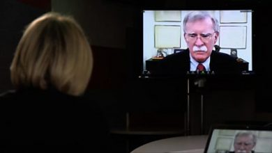 Photo of John Bolton clashes with Emily Maitlis on Newsnight