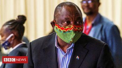 Photo of Coronavirus: South Africa's President Cyril Ramaphosa self-quarantines
