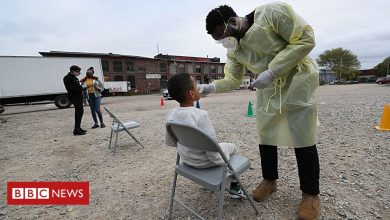 Photo of Coronavirus: US sees record-high daily Covid numbers as election nears
