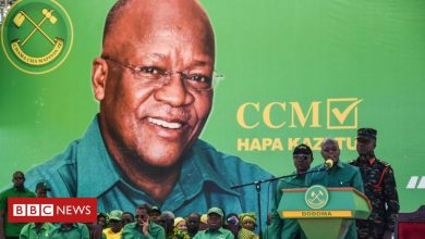 Photo of Tanzania elections: President Magufuli in landslide win amid fraud claims