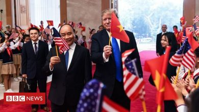 Photo of US election 2020: The Asians who are rooting for Trump to win