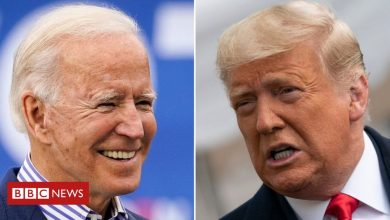 Photo of US Election 2020: Biden and Trump make final pitches to voters
