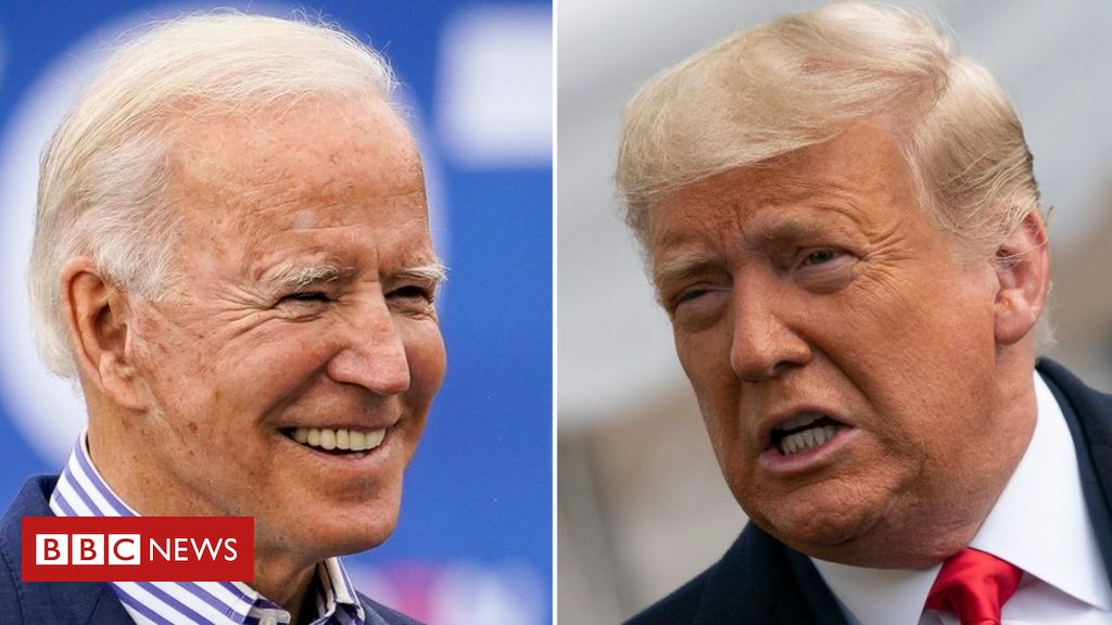 us-election-2020:-biden-and-trump-make-final-pitches-to-voters