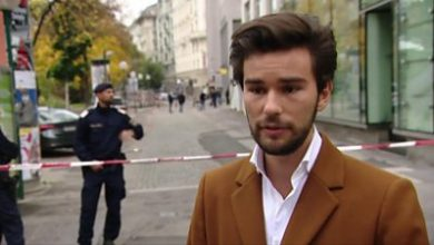 Photo of Vienna shooting: 'This was one of the scariest moments in my life'