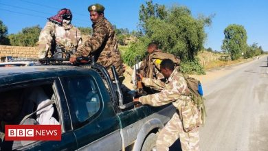 Photo of Tigray crisis: Ethiopia orders military response after army base seized