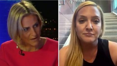 Photo of US election: Republican Randi Reed clashes with Emily Maitlis over vote count