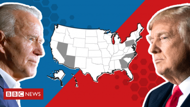 Photo of US election 2020: Who is ahead in the states still counting?