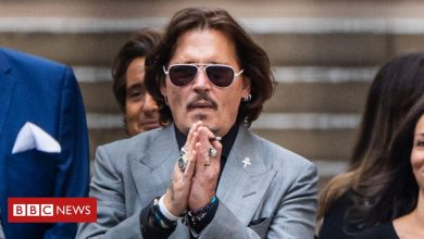 Photo of Johnny Depp leaves Fantastic Beasts film franchise