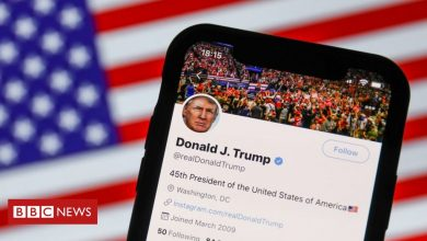 Photo of US election 2020: How a misleading post went from the fringes to Trump's Twitter
