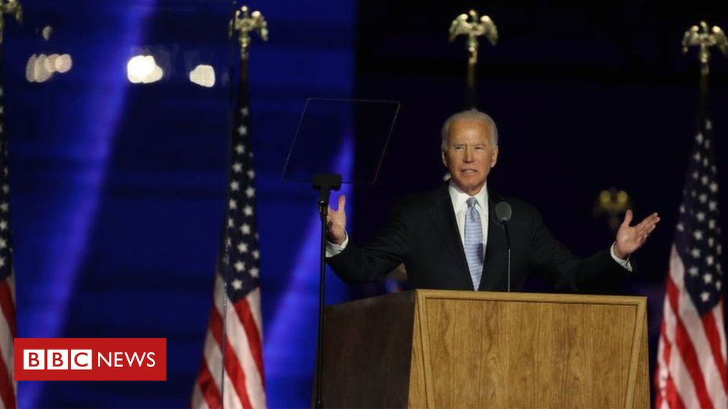 us-election:-joe-biden-vows-to-'unify'-country-in-victory-speech