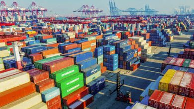 Photo of China's exports growth outpaces pre-pandemic levels, offsetting coronavirus impact