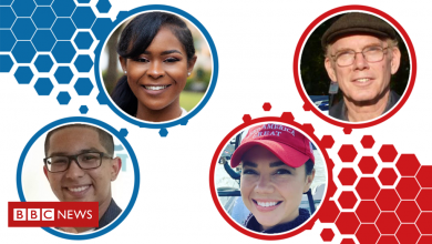 Photo of US election results: Five US voters who changed the race