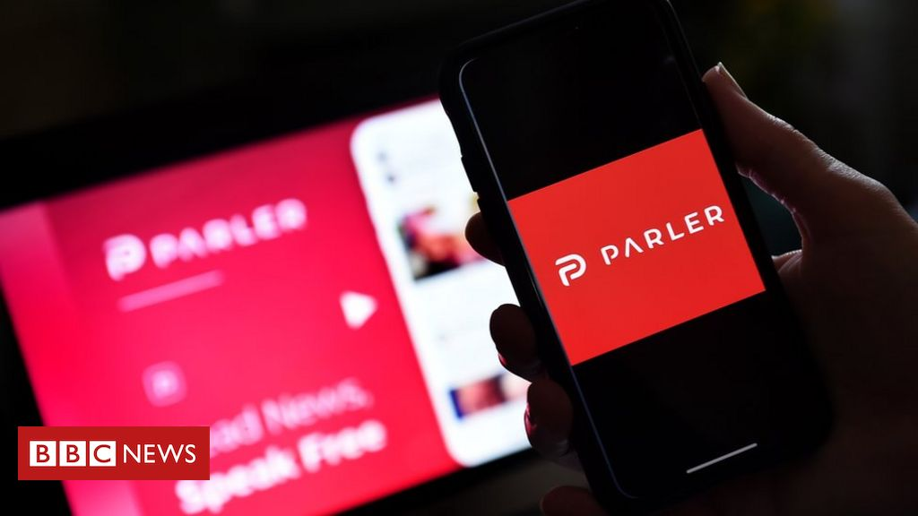 parler-'free-speech'-app-tops-charts-in-wake-of-trump-defeat