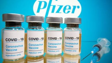 Photo of Dow surges to all-time high after Pfizer reveals its Covid vaccine is more than 90% effective