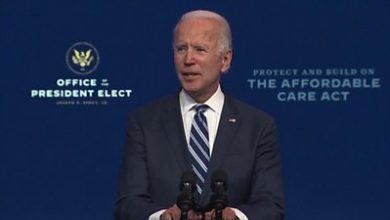 Photo of Joe Biden: 'Embarrassment' that Trump has not conceded election