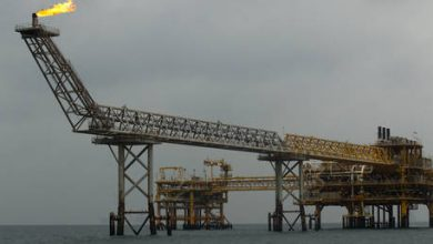Photo of Iran's mega South Pars gas field nears completion