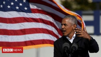 Photo of US election: Obama says fraud claims undermining democracy