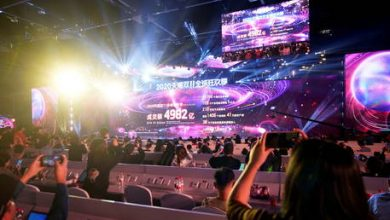 Photo of China's Singles' Day sales hit record $115 BILLION as economy recovers from Covid-19