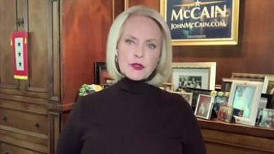 Photo of Cindy McCain: 'It's time we get behind Joe Biden as our next president'