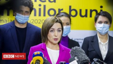Photo of Moldova election: Pro-EU candidate Sandu leads in preliminary results