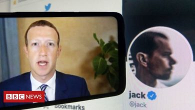 Photo of Facebook and Twitter grilled over US election actions