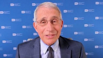Photo of Covid: Dr Fauci asks families to weigh up risks over US Thanksgiving