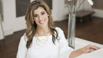 Photo of Nicole Rodrigues, Founder of NRPR Group and the Young Dreamers Foundation | Interview