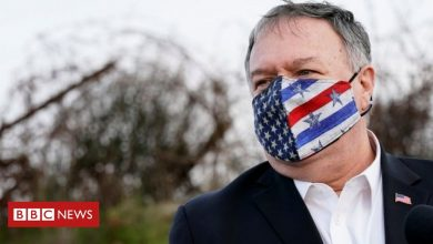 Photo of Trumplomacy: Mike Pompeo eyes history on Israel swansong trip