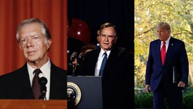Photo of US election: How other incumbents left the White House after losing