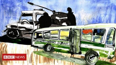 Photo of Life after al-Shabab: Driving a school bus instead of an armed pickup truck