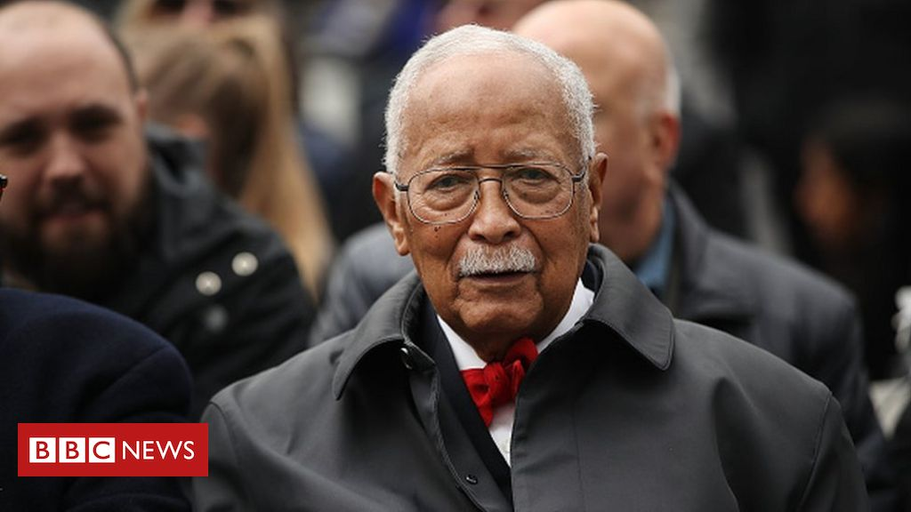 david-dinkins:-new-york-city's-first-black-mayor-dies