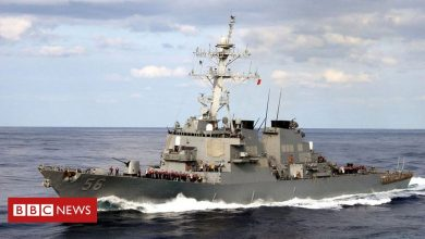 Photo of Russia 'threatened to ram' US ship in Sea of Japan