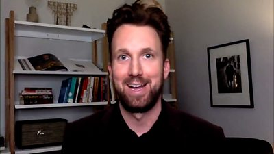 us-election:-daily-show-comedian-jordan-klepper-on-trump-and-his-supporters
