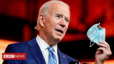 Photo of Biden Thanksgiving speech: We're at war with the virus, not each other