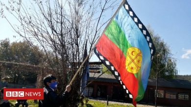 Photo of Chile's Mapuche indigenous group fights for rights